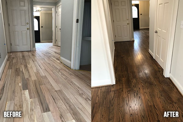 Hardwood Refinishing Marietta Ga