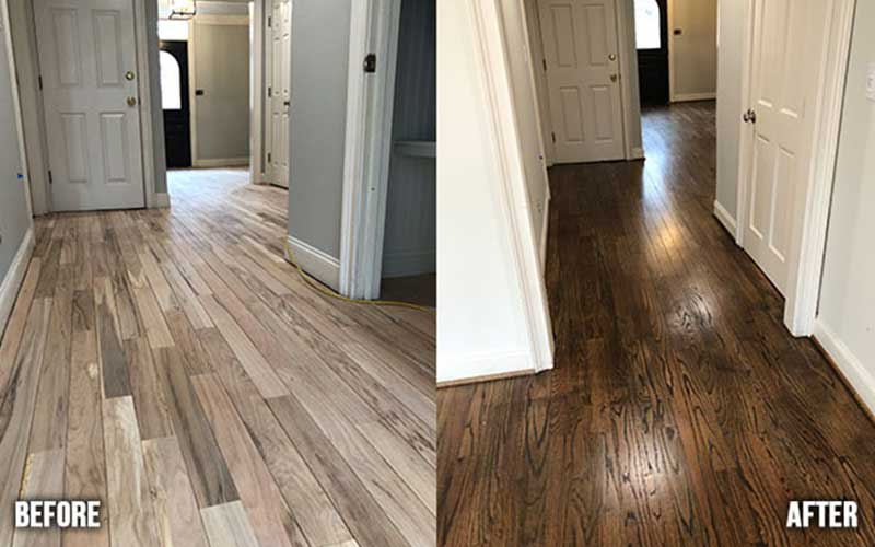 hardwood floor refinishing in marietta ga