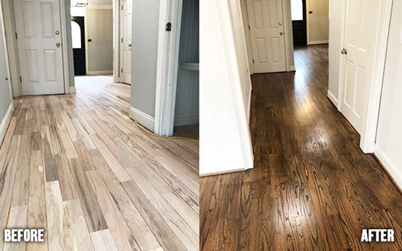 Hardwood Floor Refinishing In Alpharetta GA