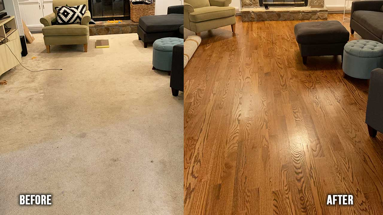 carpet-to-hardwood-june-2021-bacal-flooring-consultants
